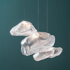 Omer Arbel's New 73 Light Debuts at Maison Objet