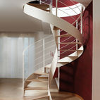 Modern Spiral Staircases We Love