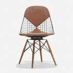Get the Dwell Look at Wright's American Modern Furniture Auction