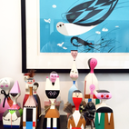 Photo of the Week: Alexander Girard and Charley Harper Pairing