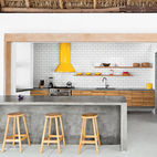 Modern Stools for Your Kitchen Island