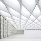 A Sneak Peek at the Broad Museum's Incredible Latticed Concrete Design