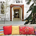 7 Creative Ways to Use Statement Textiles at Home