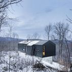 Amazing Cantilevered Home in the Mountains