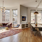 Luminous Apartment in a Historic NYC Building