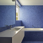 Creative Patterns for the Bathroom