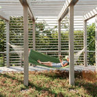 6 Relaxing Outdoor Reading Spaces