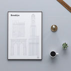 These Limited-Editon Prints Capture Architectural Landmarks Around the World