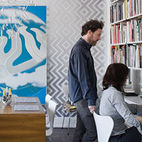 Not for Wallflowers: 6 Homes with Daring Wallpaper