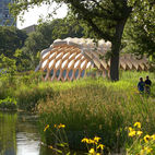 Earth Day Inspiration: Prefab Pavilion Celebrates Nature in the Heart of Chicago