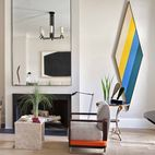 An Interior Designer's Artful and Art-Filled NYC Town House