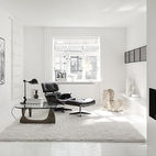 7 Minimal Rooms Done Up in White