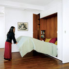 8 Space-Saving Murphy Bed Designs