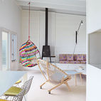 Spend Summer Hanging Around in These Modern Swing Chairs