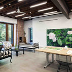 This Spacious Home in a Former Warehouse is Part Art Gallery