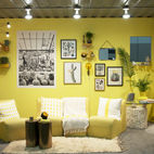How to Design with a Bright Monochromatic Color Palette