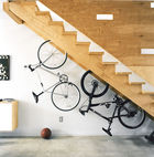 6 Clever Ideas for Bicycle Storage