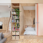 A Tiny Apartment Renovation for a Growing Family in Melbourne