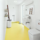 6 Ways to Do Colored Floors