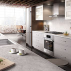 Sponsored: The Bosch Kitchen | Clean European Design