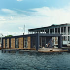 House of the Week: Floating Home in Copenhagen is a Modernist Dream