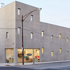 In Just 48 Hours, a Chicago Live/Work Space Is Built from the Ground Up Using Concrete Panels