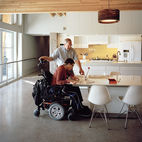 This Impressively Accessible Home Has a Tower That Can Be Reached by Wheelchair