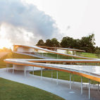 Pritzker Prize-Winners SANAA Discuss Their Mind-Blowing Design for Grace Farms in Scenic New England