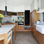 Small Kitchen Extension in Australia