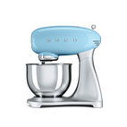 modern kitchen appliances like the retro Smeg stand mixer