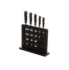 Modern Made in the USA America products like the standing knife rack by Epicurean from Minnesota