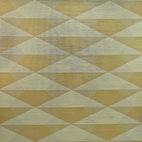 Origami Metallic Grasscloth
