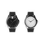Black and White Dial Watches