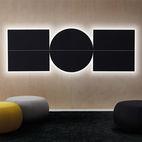 modw toc arper parentesit acoustic panels ambient lighting speaker