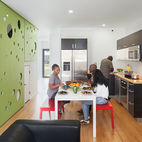 Super Green Affordable Housing Introduces Passive Design to the Masses
