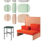 Color Combination We Love: Peaches and Greens