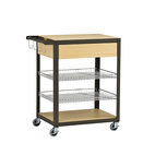 modern kitchen and bath rental fixes and improvements include the mise en place kitchen cart by CB2