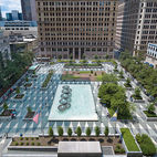 Lauded Midcentury City Square Receives a Much-Needed Revitalization