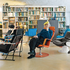 Modern Studio of a Finnish Design Legend