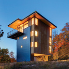 Modern Tower in Michigan
