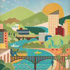 Can Neglected Urban Waterways Like the Los Angeles River Become Thriving Greenways?