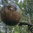 Spherical tree house