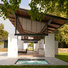 cantilevered pool deck