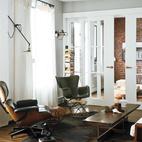 minimalist brooklyn apartment