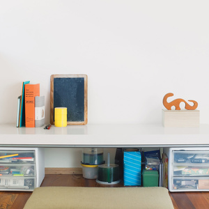 Modern mini office space