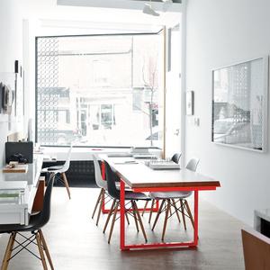 Modern live work space in Toronto