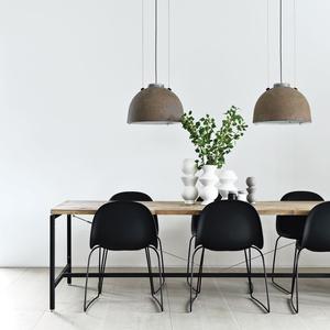 Modern minimalist Danish design kitchen
