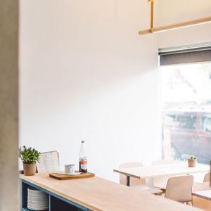 modern restaurant in vancouver