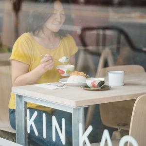 Kin Kao Vancouver exterior