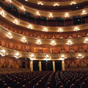 Teatro Colon in Buenos Aires